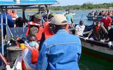 Hallan a un superviviente del naufragio en Tanzania, que deja más de 200 muertos
