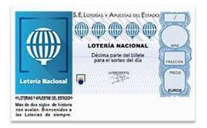 Lotería Nacional: 120.000 euros para el segundo premio en Errenteria