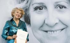 Esther García reivindica el «talento» de la producción al recibir el Premio Nacional de Cinematografía