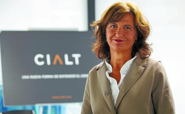 Elena Reta: «Compartir ideas permite mejorar las relaciones en el equipo y con el cliente»