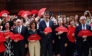 Reivindicación femenina contra la desigualdad en el Zinemaldia