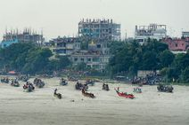 Regata tradicional de Bangladesh