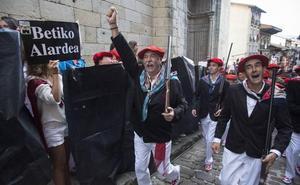 El Alarde vuelve a generar discrepancias entre PNV y EH Bildu en las Juntas de Gipuzkoa