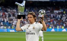 Modric, Ronaldo y Salah optan al premio FIFA, ¿un anticipo del Balón de Oro?