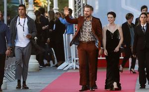 Ryan Gosling conquista San Sebastián