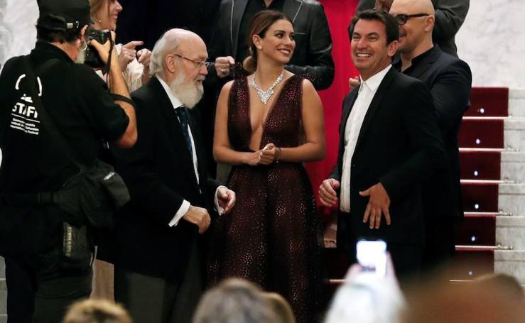 Festival de Cine de San Sebastián: Las mejores imágenes de la jornada del martes