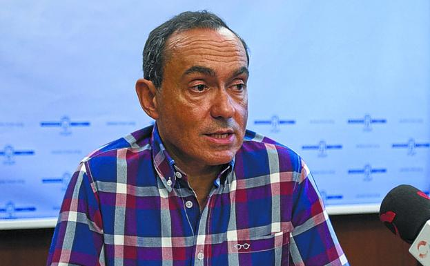 Más presupuesto. Páez presentó la propuesta del Gobierno./DE LA HERA