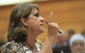 Delgado, reprobada en el Senado mientras crece la presión para que dimita