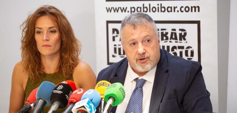 Pablo Ibar: «Pronto nos veremos en San Sebastián»