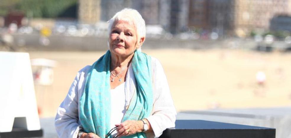 Judi Dench, Premio Donostia del 66 Festival de Cine de San Sebastián: «Nunca se debe perder el entusiasmo»