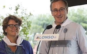 Alonso reconoce la labor de Albistur tras su anuncio de abandonar la política