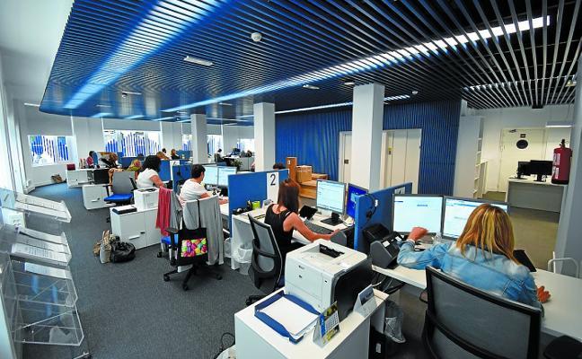 La nueva oficina de Udalinfo de Easo abre sus puertas el lunes