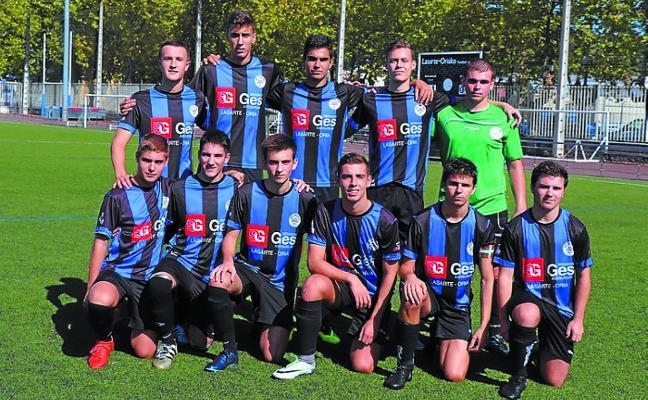 Buena jornada de resultados para los equipos locales de fútbol del Ostadar