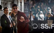 Y al caer el sol llegó Robert Pattinson