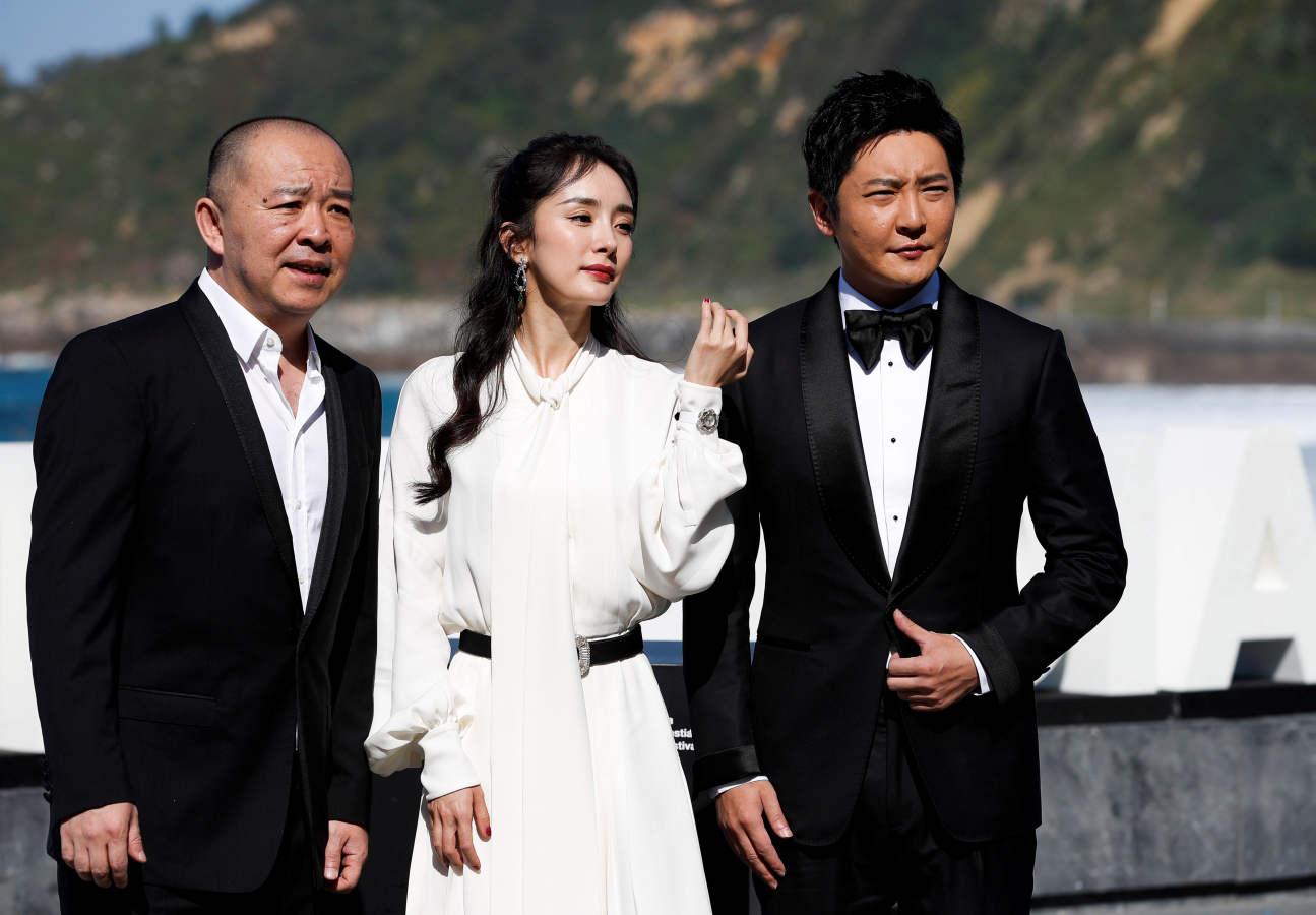 Photocall de 'Bao bei er'