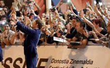 Las mejores imágenes de la jornada del viernes en el Zinemaldia