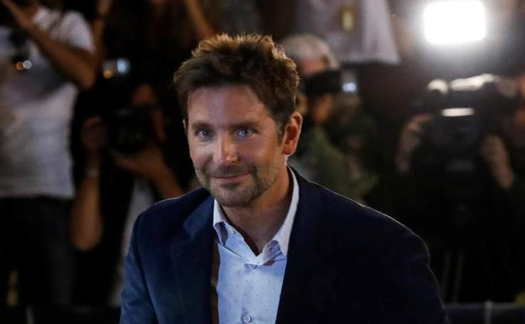 Bradley Cooper llega a Donostia