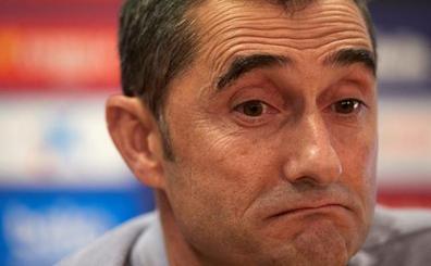 Valverde: «Cuando se pierde siempre hay pequeños terremotos»