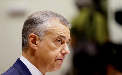Urkullu irá al acto por las víctimas tras disculparse Moncloa por avisarle tarde