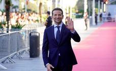 Bradley Cooper en la alfombra roja