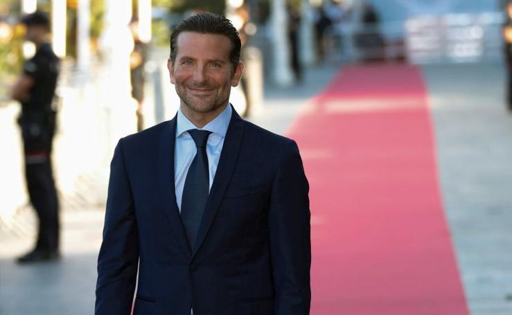 Alfombra roja de Bradley Cooper