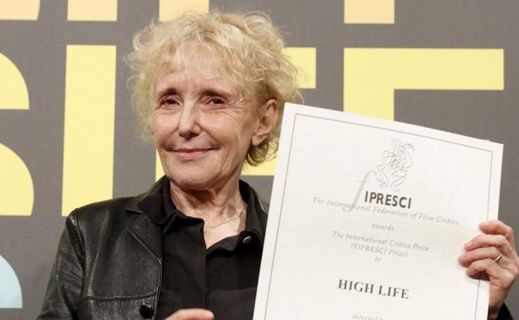 Premio de la crítica para 'High Life'