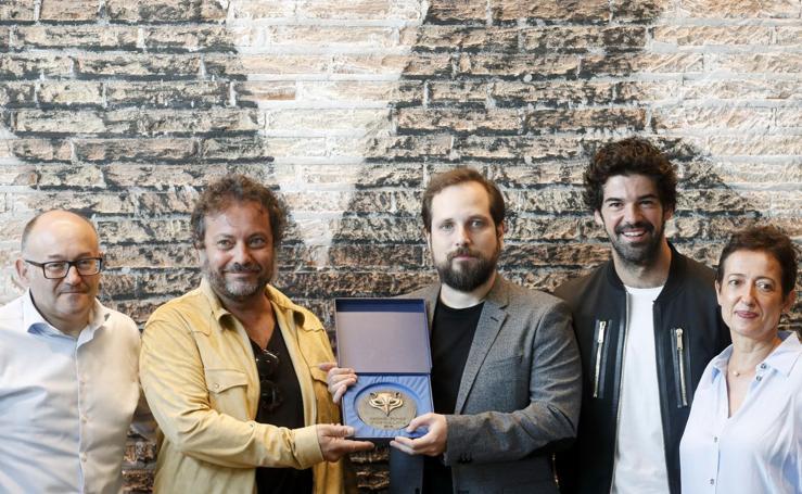 Premio Feroz para Carlos Vermut