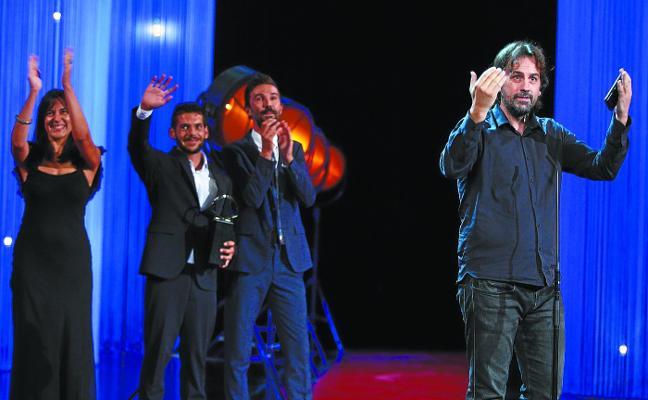 Isaki Lacuesta: «Ha sido una macedonia de lágrimas y risas»