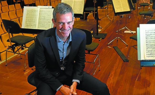 Oriol Roch: «Aspiro a que la OSE sea considerada una de la mejores orquestas del sur de Europa»