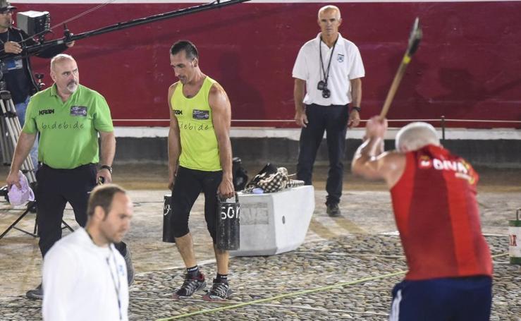 Campeonato de Euskadi de pentatlón