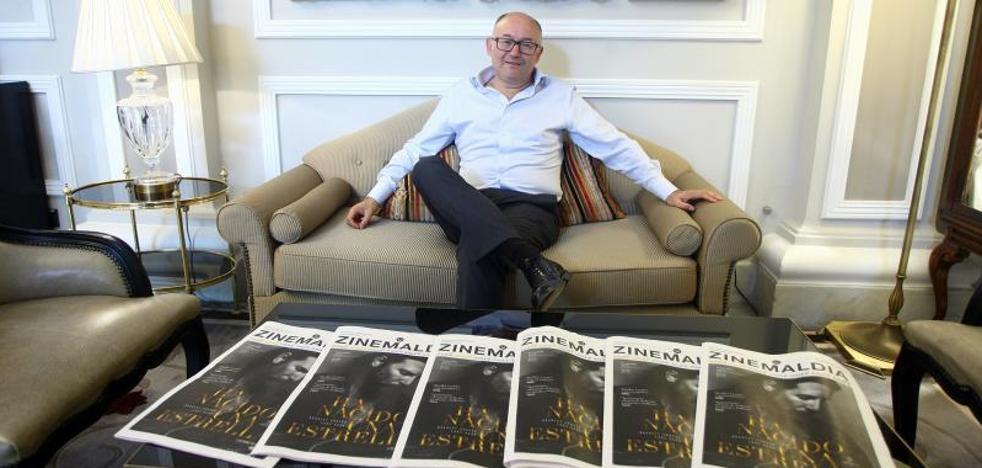 José Luis Rebordinos: «Nunca hemos recibido ni una insinuación de los patrocinadores»