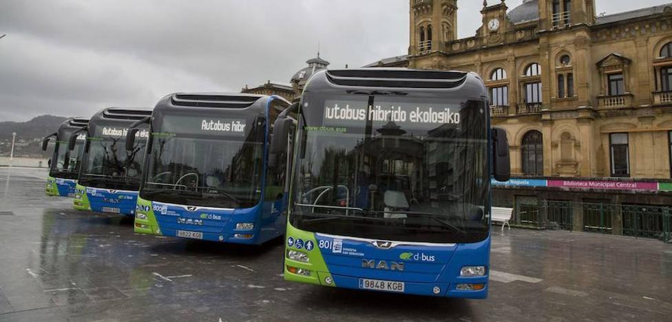 La mitad de los buses no articulados serán híbridos o eléctricos este año