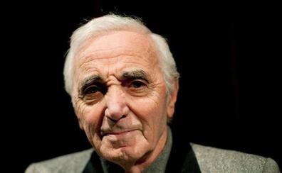 Aznavour en la pantalla