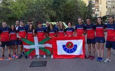 La Ertzaintza obtiene 81 medallas en los Juegos Europeos de Policía y Bomberos