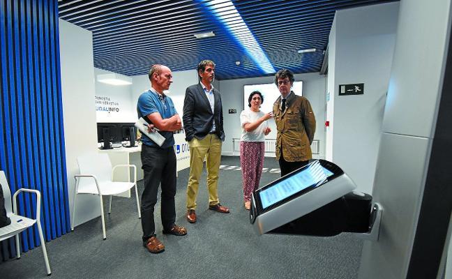 Easo 41, el servicio integral y centralizado de atención ciudadana en San Sebastián