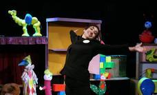 'La caja de los juguetes', un cuento musical para niños en Donostia