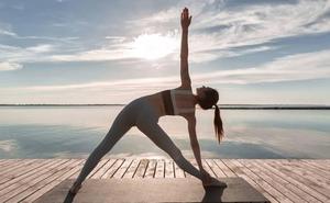 Las posturas de animales del yoga