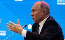 Putin llama «traidor» a Skripal y considera «inflado» el escándalo en torno a su envenenamiento