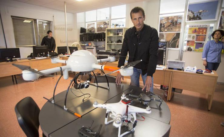 ¿Dónde se puede pilotar un dron en Gipuzkoa?