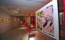 La 'pop-praganda' de Roy Lichtenstein