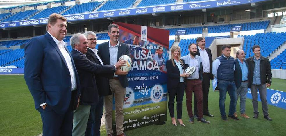 Anoeta vuelve a apostar por el mejor rugby