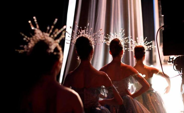 La belleza del ballet