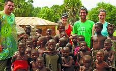 «El viaje a Eritrea con Pedro Arrambide, de La Salle, despertó mi amor por África»