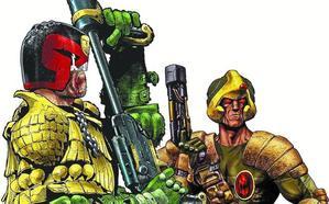 El mundo del cómic se detiene y rinde armas al maestro Carlos Ezquerra