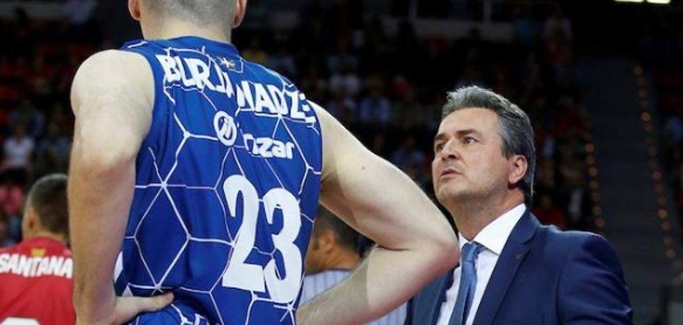 Valdeolmillos considera que «hay que defender muy bien» para tener opciones contra Baskonia