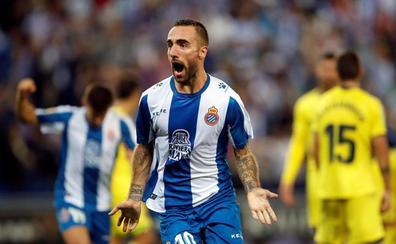 El Espanyol zarandea al Villarreal y a Calleja