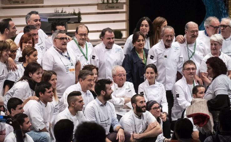 Comienza San Sebastian Gastronomika