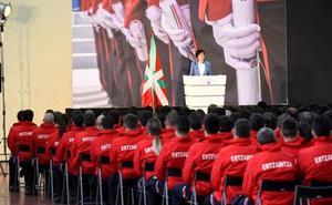 La Ertzaintza convocará antes de fin de año una nueva OPE de al menos 400 plazas para su 28 promoción