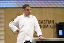 Segunda jornada de San Sebastian Gastronomika, en imágenes