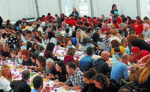 La comida solidaria 'Jana ez da txantxa' llega el sábado día 20